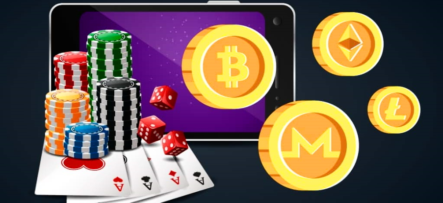 using cryptocurrencies